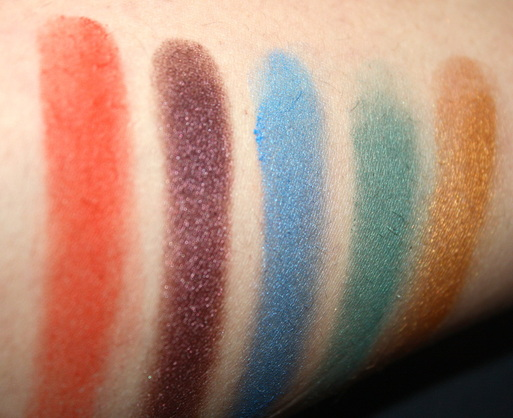 Starlook Swatches