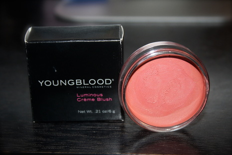 Youngblood cosmetics creme blush